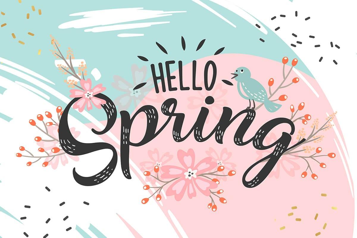 Hello Spring | Moosletter